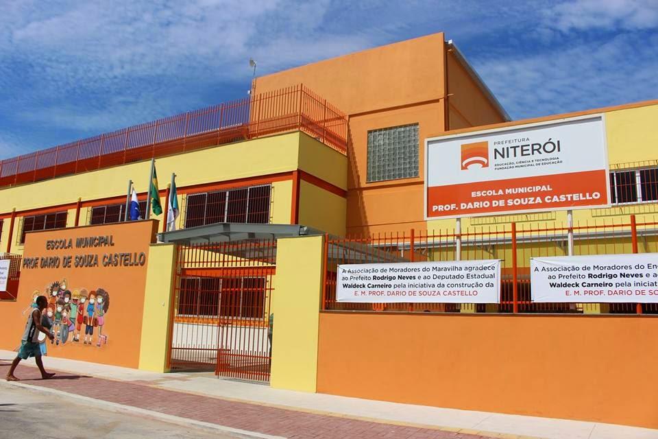 Retorno às aulas nas escolas municipais de Niterói é adiado - Niterói